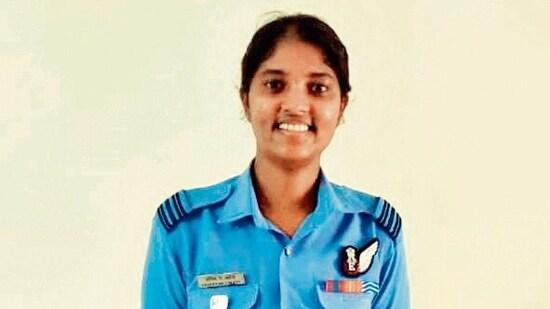 Aashritha V Olety Is India'S 1St Woman Flight Test Engineer | Latest News  India - Hindustan Times